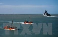 Thời tiết xấu ảnh hưởng đến nỗ lực tìm kiếm tàu ngầm Argentina