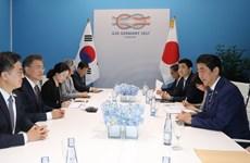 Thử thách trong quan hệ Hàn-Nhật liên quan thỏa thuận phụ nữ mua vui