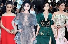 Phạm Băng Băng là ngôi sao quốc tế mặc đẹp nhất thế giới năm 2017