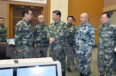 Trung Quốc sẵn sàng tiếp tục phát triển quan hệ quốc phòng với Nga