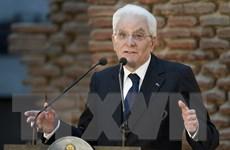 Tổng thống Italy giải tán Quốc hội để chuẩn bị cho tổng tuyển cử