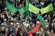 Iran cảnh báo trừng phạt những đối tượng biểu tình quá khích