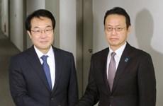 Đặc phái viên Hàn-Nhật sẽ gặp nhau trước cuộc đàm phán liên Triều