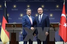 Ngoại trưởng Đức-Thổ Nhĩ Kỳ hội đàm xoa dịu căng thẳng