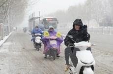 Bão tuyết nghiêm trọng tại Trung Quốc, Mỹ đảo lộn cuộc sống người dân