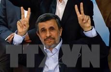 Cựu Tổng thống Iran Ahmadinejad có thể đã bị bắt vì kích động bạo loạn