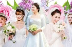 7 bộ váy cưới đình đám năm 2017 của sao Việt-Hàn, mỹ nhân Hollywood