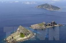 Nhật Bản phản đối tàu quân sự Trung Quốc hiện diện gần đảo tranh chấp