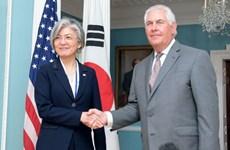 Hàn Quốc, Mỹ thảo luận các bước tiếp theo sau đàm phán liên Triều