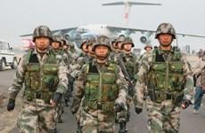 Trung Quốc đáp trả bình luận của tướng Mỹ về 'lực lượng gây rối'