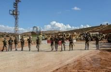 Thổ Nhĩ Kỳ tấn công các mục tiêu của người Kurd ở Syria