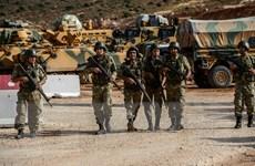 Pháo kích Afrin, Thổ Nhĩ Kỳ ồ ạt đổ quân đặc nhiệm vào biên giới Syria