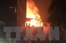 Hỏa hoạn nhà dân tại UAE khiến 7 trẻ em tử vong khi đang ngủ