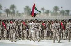 Quân đội UAE được chỉ thị không làm leo thang căng thẳng với Qatar
