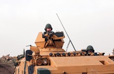 Công dân Mỹ, Anh tham gia cuộc chiến chống Thổ Nhĩ Kỳ tại Syria