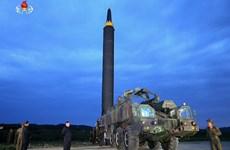 Mỹ cải tiến hệ thống đánh chặn tên lửa Triều Tiên trị giá 36 tỷ USD