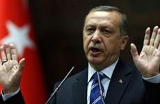 Tổng thống Thổ Nhĩ Kỳ khẳng định đang dần kiểm soát Afrin