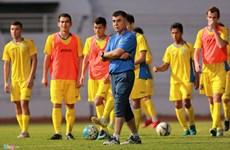 Huấn luyện viên Uzbekistan ấn tượng với lối chơi của U23 Việt Nam
