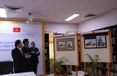Công bố hai mẫu tem phát hành chung Việt Nam-Ấn Độ tại New Delhi