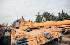 Thổ Nhĩ Kỳ kêu gọi Liên minh châu Âu ủng hộ chiến dịch tại Syria
