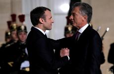 Tổng thống Pháp ủng hộ việc gia tăng biện pháp trừng phạt Venezuela