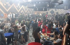 Đồng Nai phát hiện nhiều thanh niên đang dùng ma túy trong quán bar