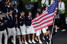 Mỹ dự Olympic PyeongChang với đoàn thể thao đông nhất trong lịch sử
