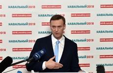 Điện Kremlin tuyên bố lãnh đạo phe đối lập không phải là mối đe dọa