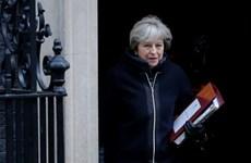 Thủ tướng Anh muốn ký thỏa thuận thương mại với Trung Quốc