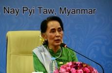 Myanmar: Biệt thự của nhà lãnh đạo Aung San Suu Kyi bị ném bom xăng