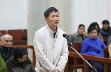 [Video] Đủ cơ sở để truy tố bị cáo Trịnh Xuân Thanh tội tham ô tài sản