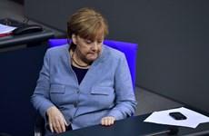 Thủ tướng Đức: Chưa biết rõ thời điểm hoàn thành đàm phán liên minh