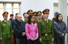 [Video] Hội đồng xét xử tuyên phạt Trịnh Xuân Thanh tù chung thân