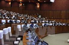 Trao quà của Quốc hội Việt Nam tặng Thượng viện Campuchia