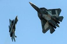 Bộ Quốc phòng Nga chuẩn bị mua 12 máy bay chiến đầu tàng hình Su-57