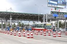 Tiền Giang: Trạm BOT Cai Lậy chưa có kế hoạch hoạt động trở lại