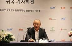 [Video] Sứ quán Việt Nam tại Hàn Quốc giao lưu với ông Park Hang-seo