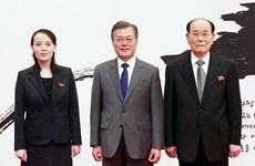 Hy vọng mong manh cải thiện quan hệ liên Triều từ ngoại giao thể thao