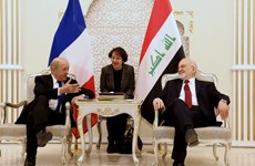 Ngoại trưởng Pháp hối thúc Chính phủ Iraq thúc đẩy hòa giải dân tộc