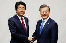 Nhật Bản, Hàn Quốc nhất trí cần duy trì sức ép tối đa với Triều Tiên