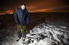 Vụ rơi máy bay ở Nga: Kiểm tra dữ liệu hộp đen để phục vụ điều tra