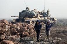 Chính quyền Syria, người Kurd đạt thỏa thuận triển khai quân ở Syria