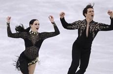 Vận động viên Canada lại xô đổ kỷ lục thế giới về khiêu vũ trên băng
