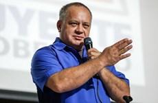 Venezuela: Phó Chủ tịch đảng cầm quyền đề xuất bầu cử quốc hội sớm