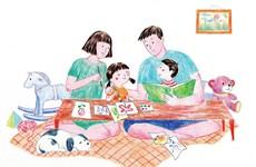 Món quà kỳ diệu bố mẹ dành cho con mang tên ''10 phút''