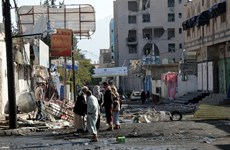 Yemen: Quân chính phủ đẩy mạnh tấn công lực lượng Houthi
