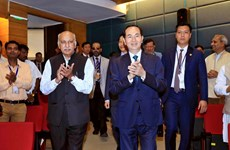 Phấn đấu đưa kim ngạch thương mại Việt Nam-Ấn Độ đạt 15 tỷ USD