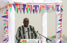 Tổng thống Burkina Faso kêu gọi đoàn kết chống lại chủ nghĩa khủng bố