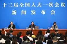 Trung Quốc chuẩn bị cho kỳ họp đầu tiên của Quốc hội Khóa XIII