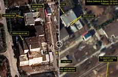 Trang 38 North: Lò phản ứng hạt nhân Triều Tiên có dấu hiệu hoạt động